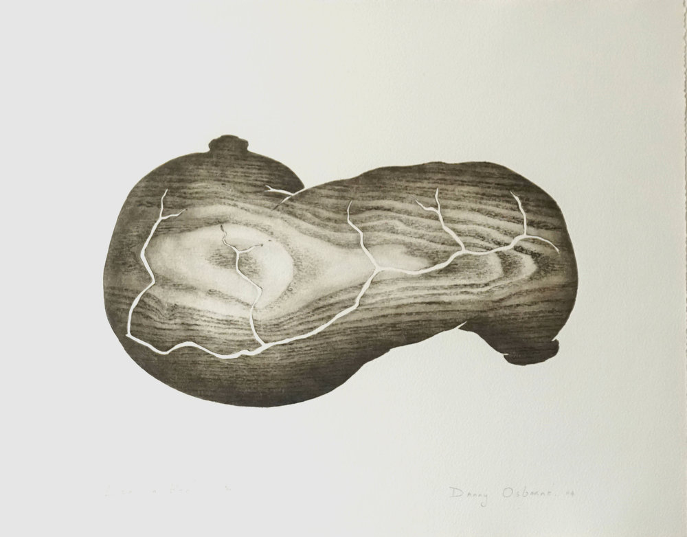 Life-A-Bu,Woodcut, 2003