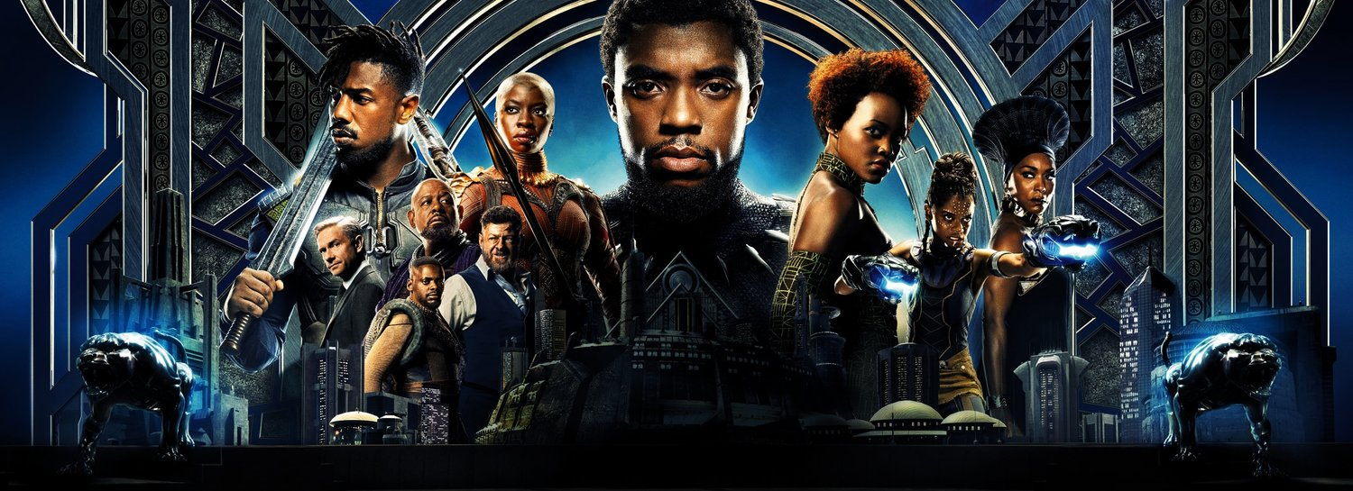 Black Panther; The Year of Black Cinema — Super Dope&Extra Lit