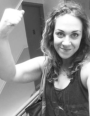 "Staci: trainer, coach, community builder, and ""chronic pain warrior"""