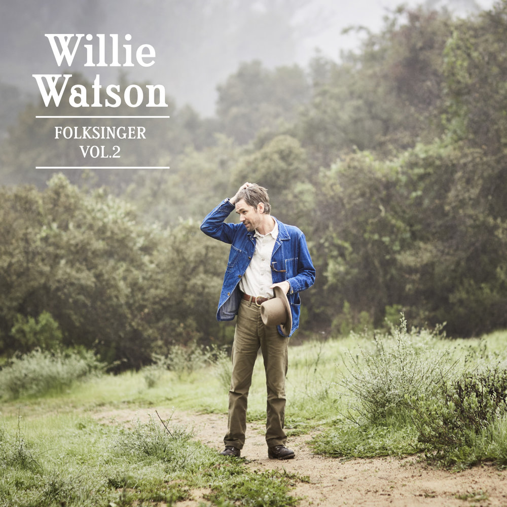 Willie WatsonFolksinger Vol. 2 -