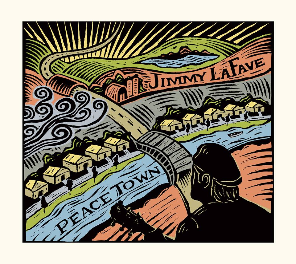 Jimmy LaFave - Peace Town -