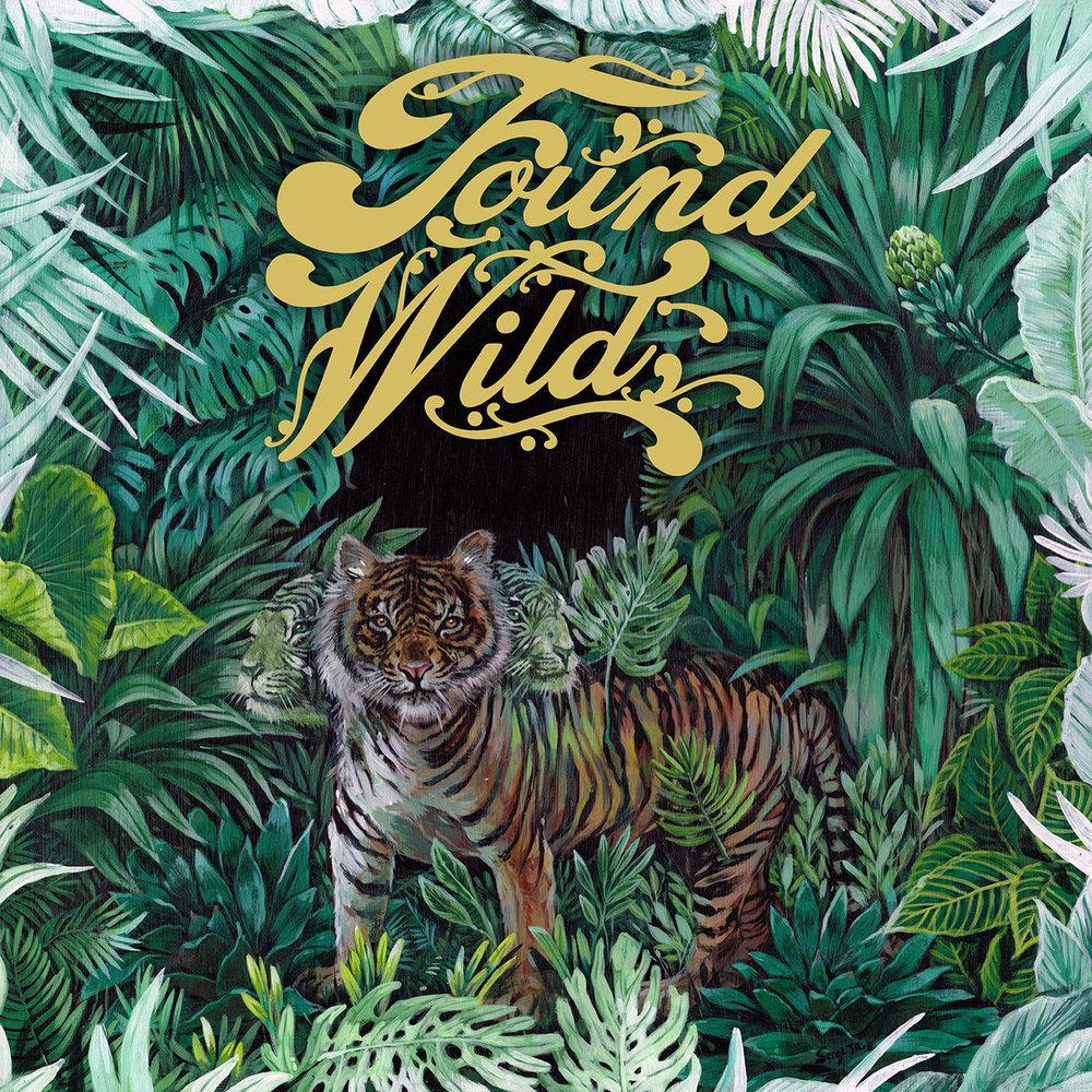 Found Wild - Found Wild - EP -