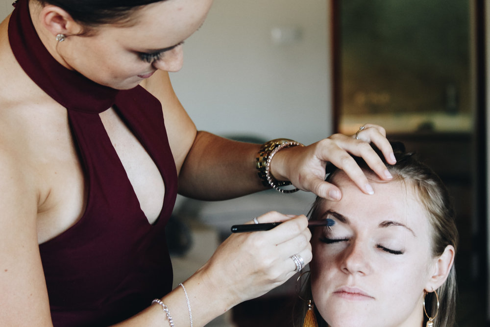 Professional Makeup artist - Abbee servicing Cairns, Queensland