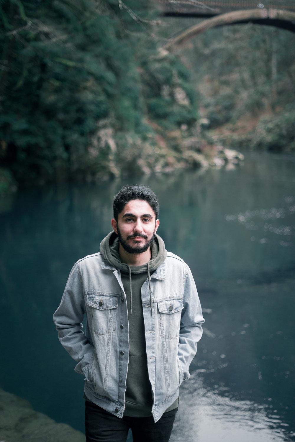 Photo by Haya Rawas // Edit by Tariq Abdellatif