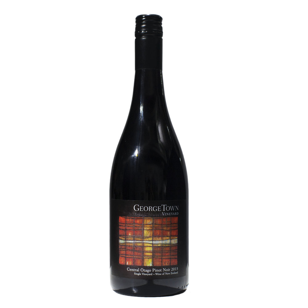 2013, Georgetown Pinot Noir, Central Otago   750ml