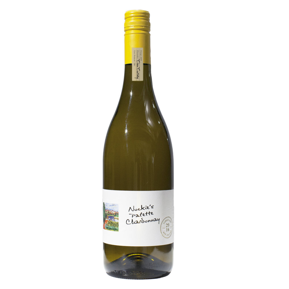 2016, Chardonnay, Hawke's Bay    750ml