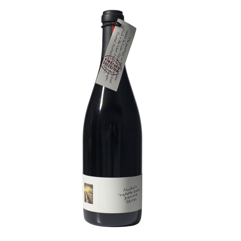 2010, Super Premium Shiraz, Barossa Valley  750ml