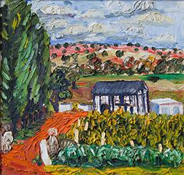 Artist of painting: Michael Nock