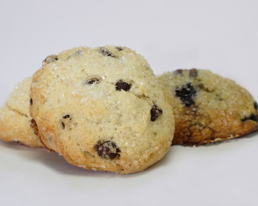 SCONES - EspressoBlueberryOrange ChocolateCranberry White Chocolate