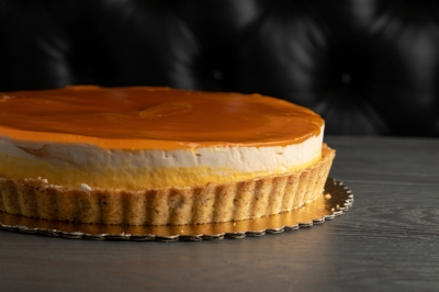 MANGO MOUSSE - By The SliceWhole Pie