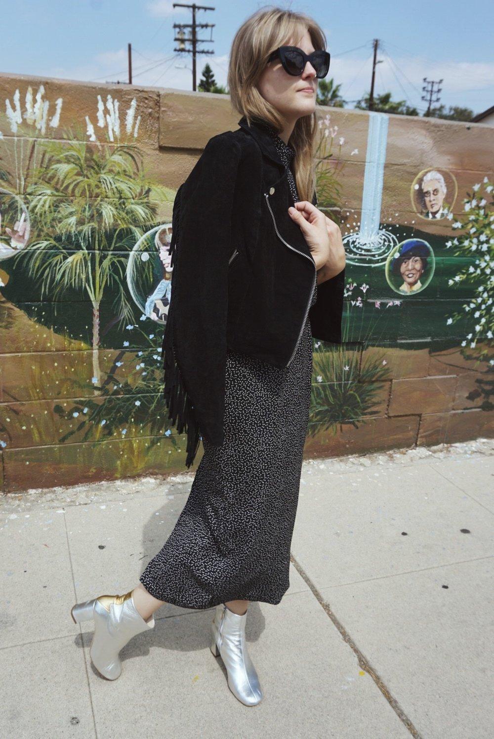Vintage Dress For The Modern Girl