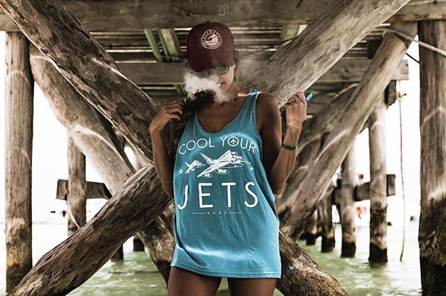 Cool your jets, and come see us at Vapor Chasers! @althea_ph_photo loves her tank, perfect for those hot days! 📸 by @vapingscissorhands.  _____________________________________________________________  #vaporchasersco #vapeporn #vape #vapeon #vapepics #vapelyfe #vaper #handcheck #vapestagram #dripclub #vapelove #instavaperz #vapelife  #vapehooligans #ejuice #vapelife #vapergram #calivapers #vapesociety #vapers #vapedaily  #vapecommunity #vapehooligans  #subohm #vappix #vapenation  #coilporn #vaporgram #vape4you