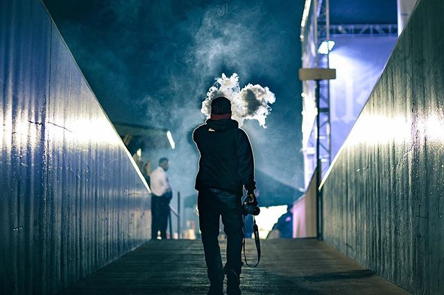 Walkin into the weekend like.... what's everyone's plans this weekend? 📸 by @vapingscissorhands of @quickyadig.  _____________________________________________________________  #vaporchasersco #vapeporn #vape #vapeon #vapepics #vapelyfe #vaper #handcheck #vapestagram #dripclub #vapelove #instavaperz #vapelife  #vapehooligans #ejuice #vapelife #vapergram #calivapers #vapesociety #vapers #vapedaily  #vapecommunity #vapehooligans  #subohm #vappix #vapenation  #coilporn #vaporgram #vape4you