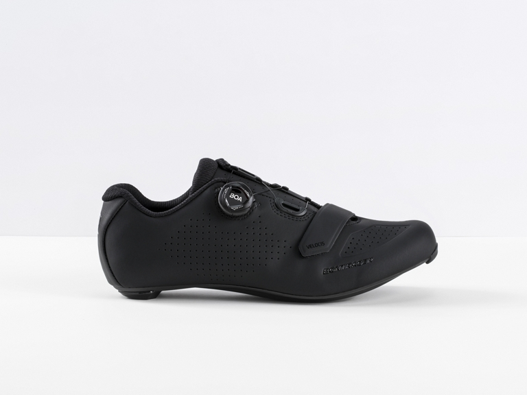 Velocis  High performance road shoe with a carbon sole and precise fit of the Boa system for the committed cyclist.