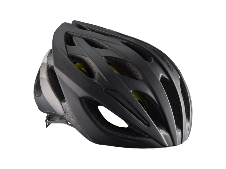 Bontrager Starvos MIPS Road Bike Helmet  Stylish road bike helmet with elevated comfort and the added protection of MIPS.