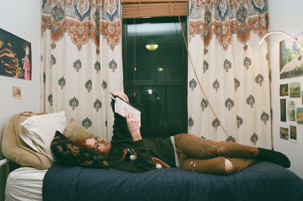Nathaniel's Room  2017