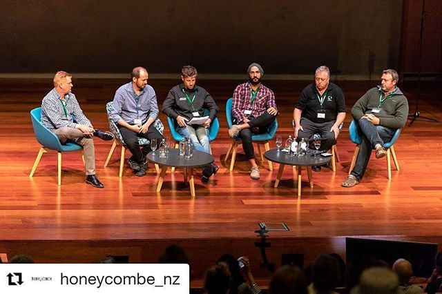 #Repost @honeycombe_nz ・・・ Our mini-series from the @eat.newzealand Hui continues today with Scott McNeill from @awatoru_wildfood. He spoke on a very informative panel about the state of the New Zealand fishing industry. Yesterday we released an episode with Bex and Peter from @anteater_nz. More to come this week including our regular honeycombe podcast! . . . #honeycombe_nz #nzfoodstories #foodstories #newzealandpodcasts #nzpodcast #eatnz #nzrecipes #nzfood #newzealandfood #foodmedia #fishing #nzfishing