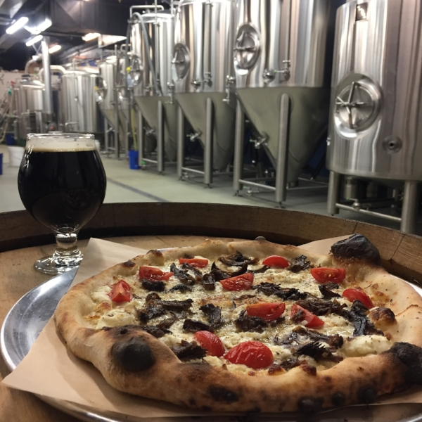 Look for the OVEN on Saturdays at SOUTH LAKE BREWING COMPANY