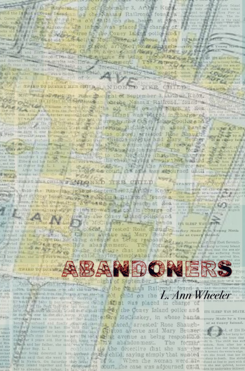 ABANDONERS  out now—buy here!