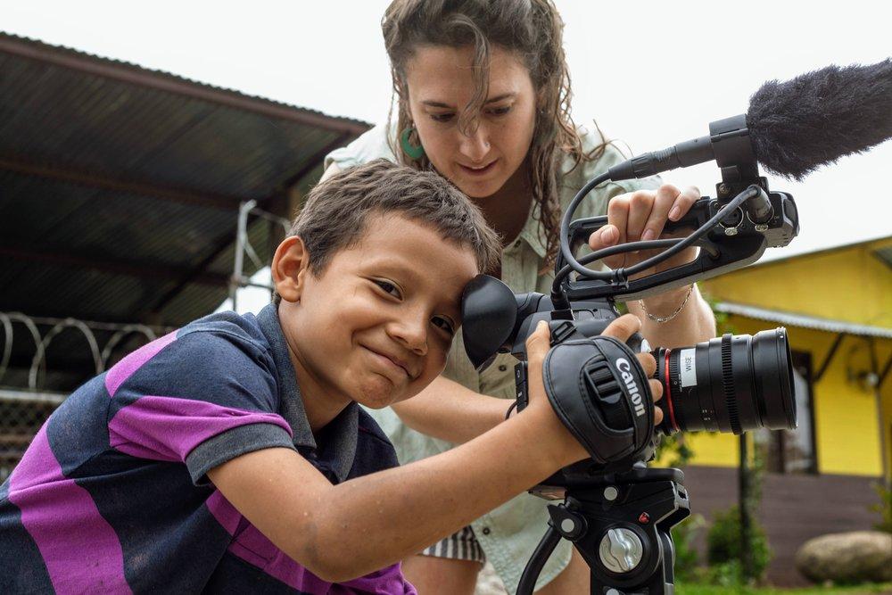 Monica + kid + camera.jpg