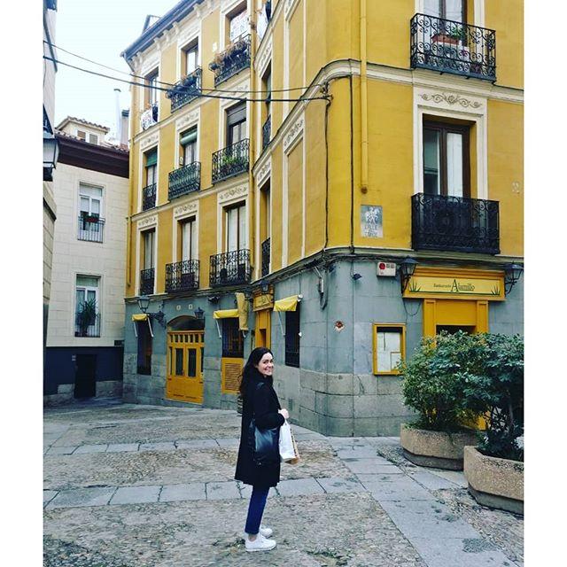 Madrid ♥️💛♥️