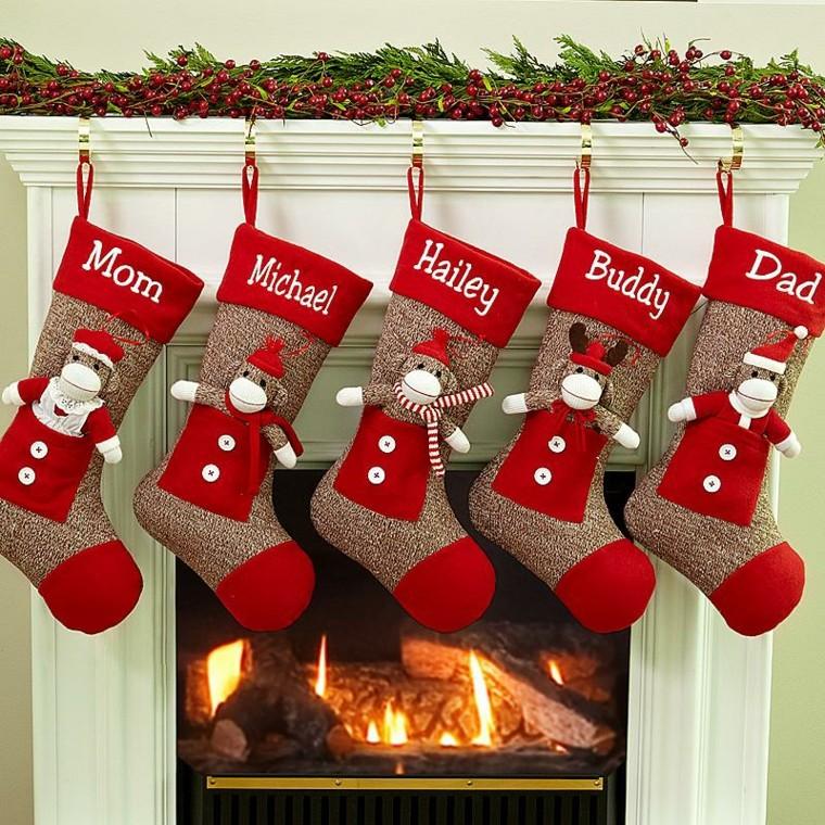 regalos calcetines navideños