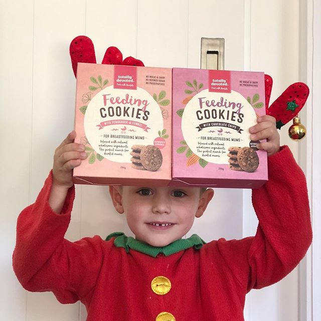 On the 5th day of Christmas!! 🌲 An elf special today, get the delicious Totally devoted feeding cookies for only $10.00 per box. Get in quick, while stocks last. No code needed. PS. These make great stocking fillers