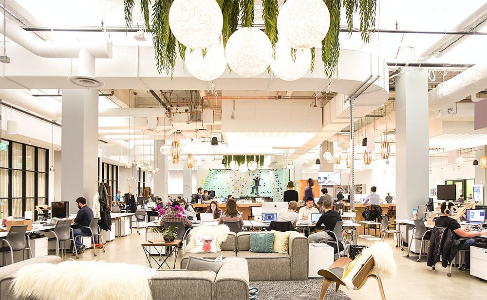 Uffici Yoox Milano : Lufficio del futuro? sarà il luogo delle relazioni. u2014 rehbuild