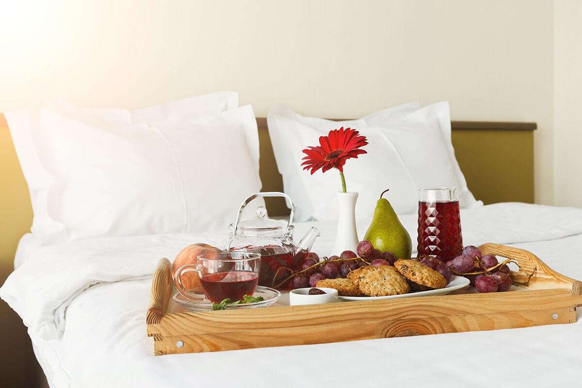 Progettazione e arredo Bed & Breakfast: un B&B tutto nuovo ...