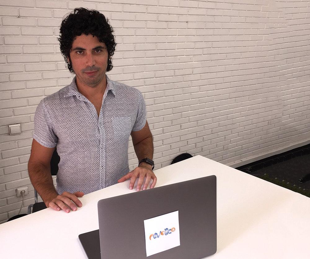 Carlos Peña, cofounder at Revolico.