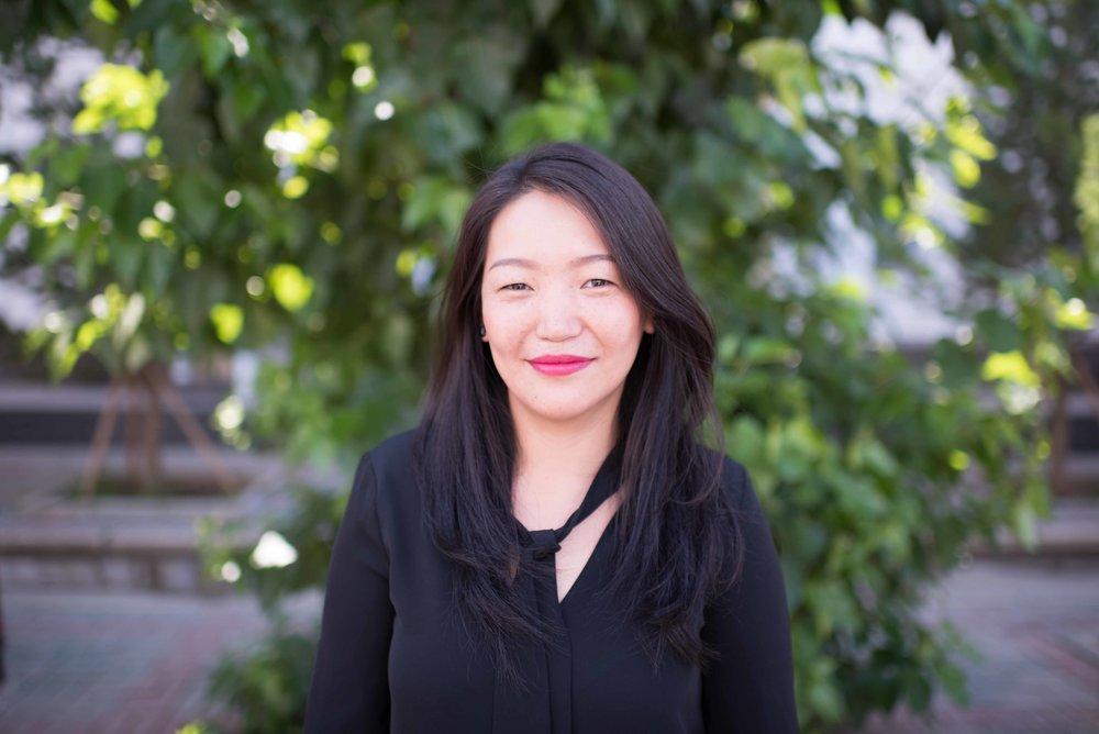 Uyanga Munkhbold, What3Words Mongolia Country Manager