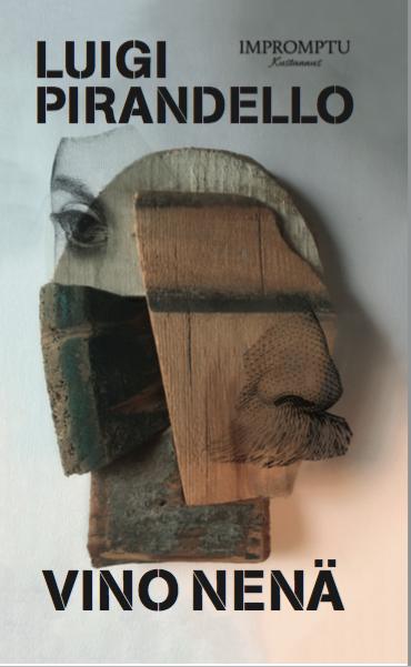 Nobel-palkitun  Luigi Pirandellon  tragikoominen ja lukijan maailmankuvaa järisyttävä romaani todellisuuden suhteellisuudesta, kommunikaation mahdottomuudesta ja eksistentiaalisesta yksinäisyydestä ilmestyy vihdoin suomeksi! Romaanin  Vino nenä  teemat ovat yhtä ajankohtaisia nyt kuin teoksen ilmestymisajankohtana 1920-luvulla.