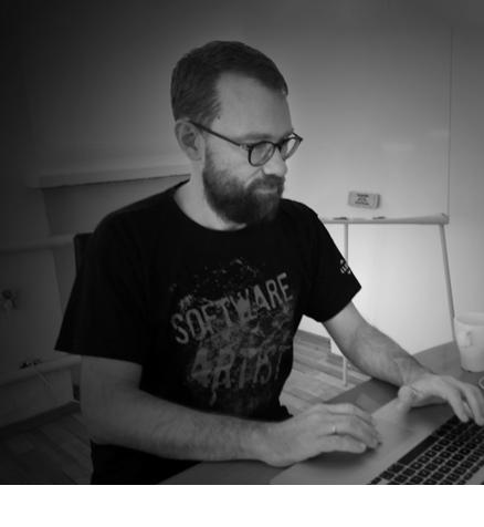 ديما كولسنيكوف - مدير التكنولوجيا التنفيذي