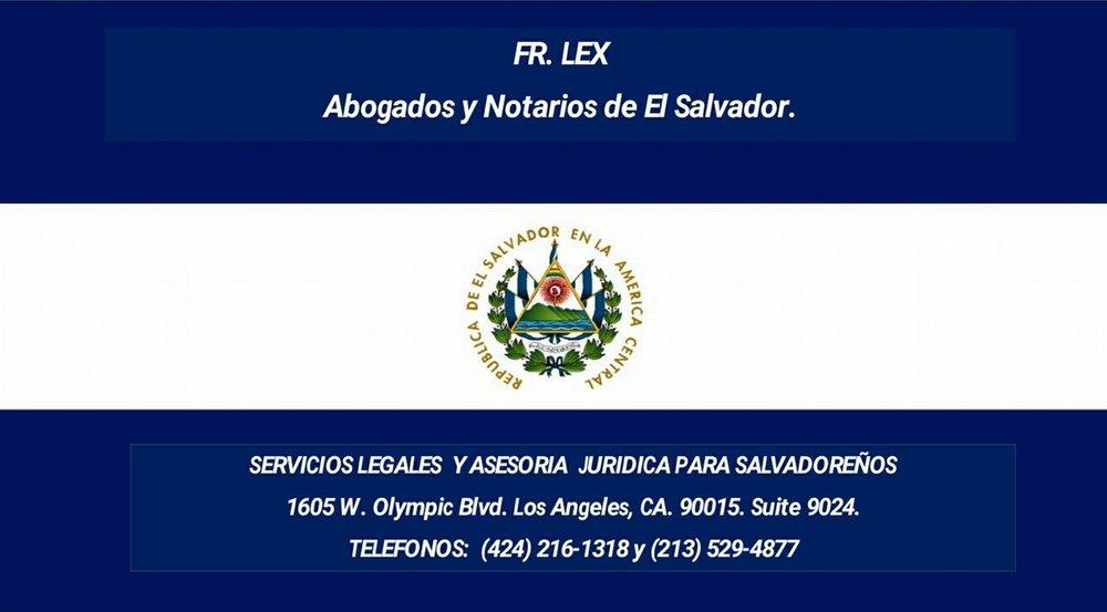 FR. LEX Abogados y Notarios de ES