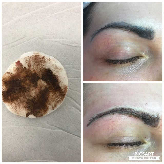 #phiremoval #tattooremoval #semipermanentmakeupremoval #brows #tattooremoval  Not happy with your current Semi Permanent Make up? Even part of your brows can be removed, full brows, lips and liner 😊 This is immediately after one treatment.  Brows will scab and heal lighter.  https://www.nicolabroadley.co.uk/phiremoval/