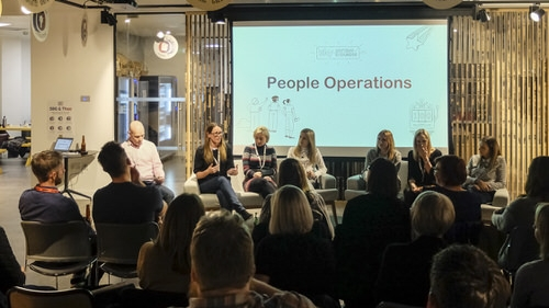 Community - An ongoing learning network where we share stories, ideas and direct experiences in applying Agile HR. Come and hear great speakers and a chance to network with other Agile HR enthusiasts.Find an event near you