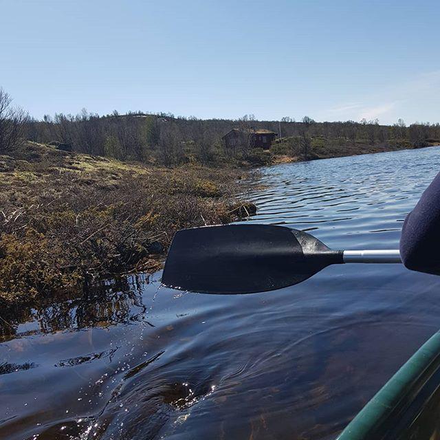 Kanotur på Heglingen #kanoutleie #hageseter