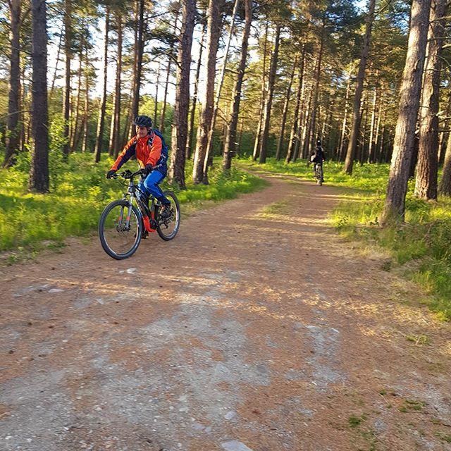 Guida elsykkeltur #dombås