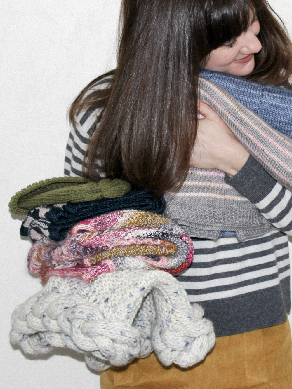 3 KNITS TO THE NEW YEAR  -