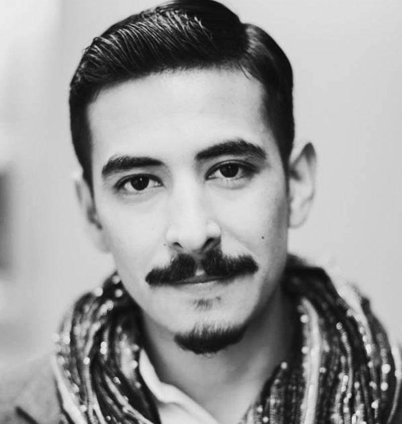 A DACA poet speaks out   In his personal life, Castillo is still attempting to negotiate the chasms of communication that his poetry explores.  Read the rest at  The Paris Review .  Read an update at  Medium .
