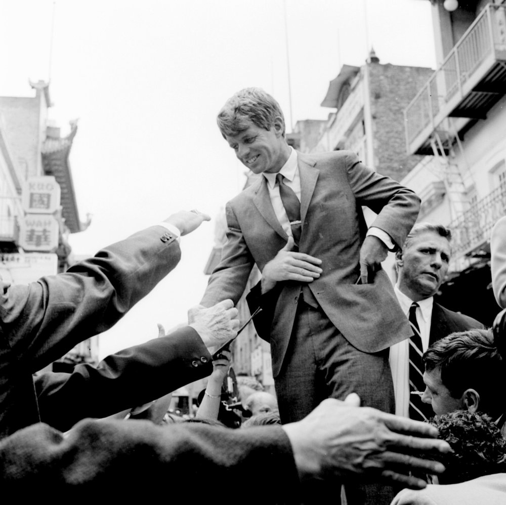 Robert F. Kennedy and the ancient Greeks of Edith Hamilton  The tragic nature of Kennedy's life and death is, however, far more complex than the image of the senator as the President Who Might Have Been.  Read the rest at  Ploughshares .