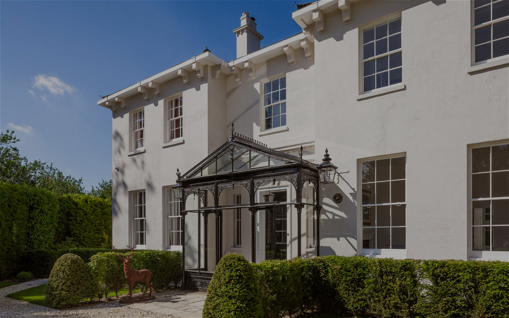 COUNTRY HOUSE, MIDDLESEX -