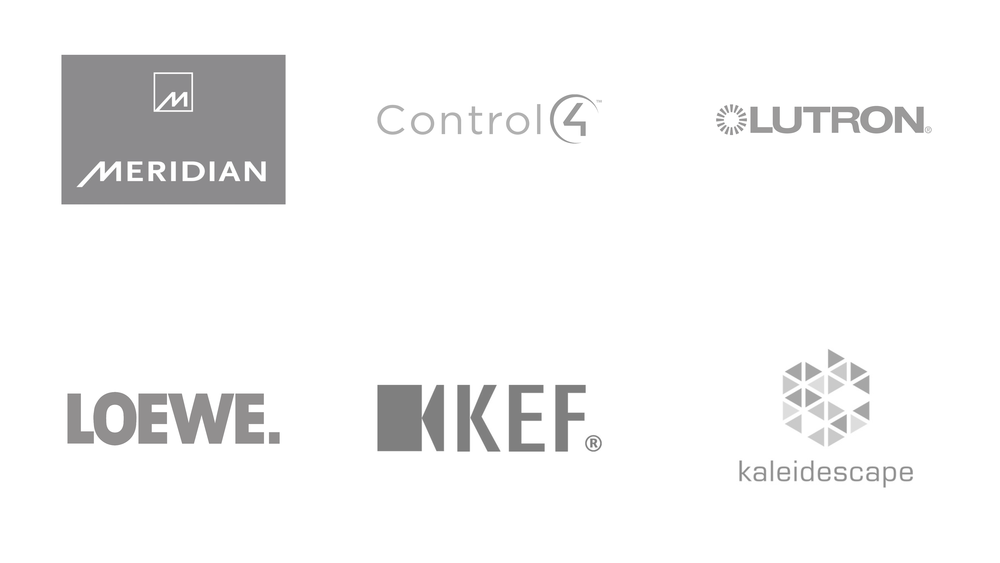 The primary brands we work with