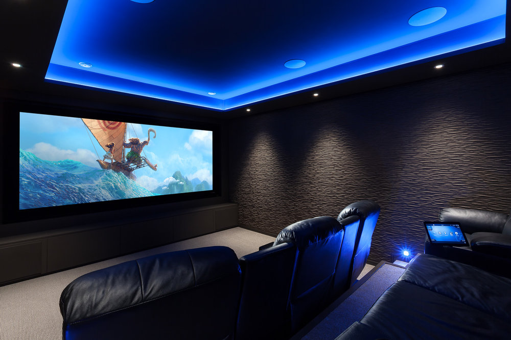 Basement Cinema - Moana
