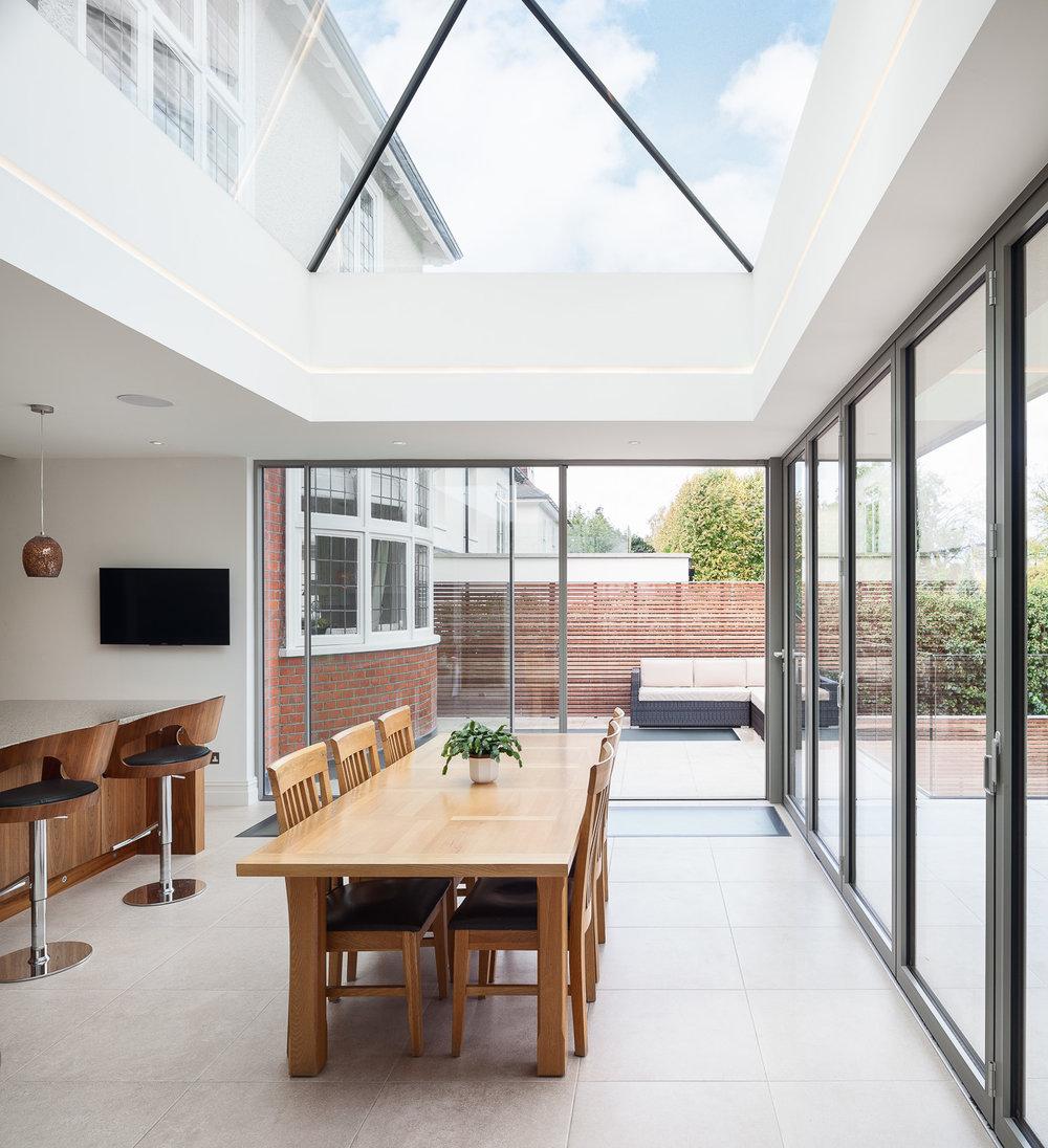 Edwardian Glass House - Kitchen