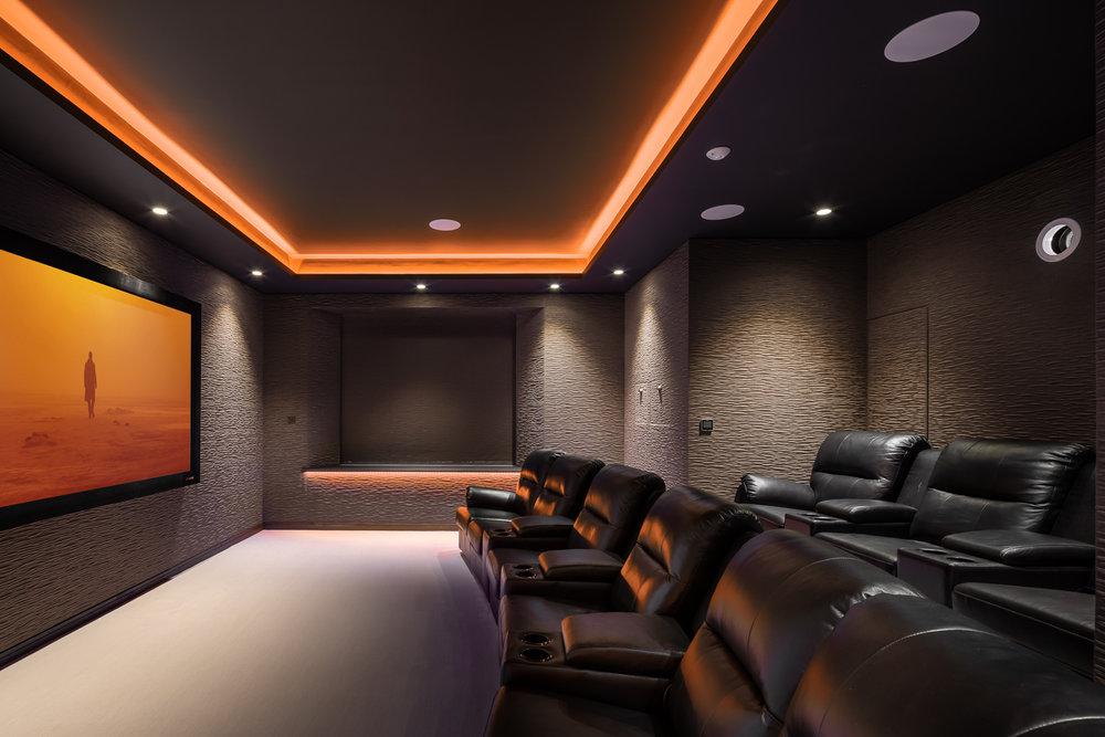 Equippd Hidden Cinema - Overview