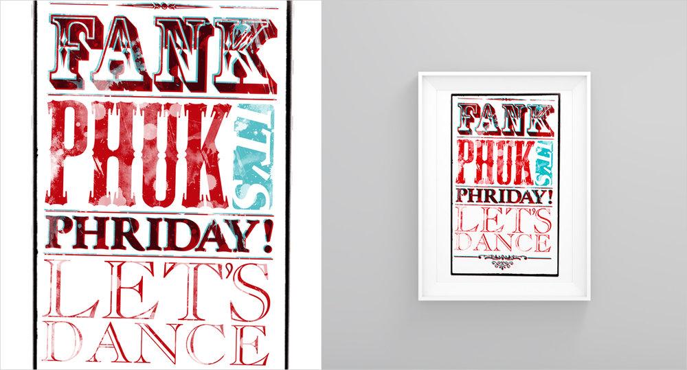 Fank Phuk poster