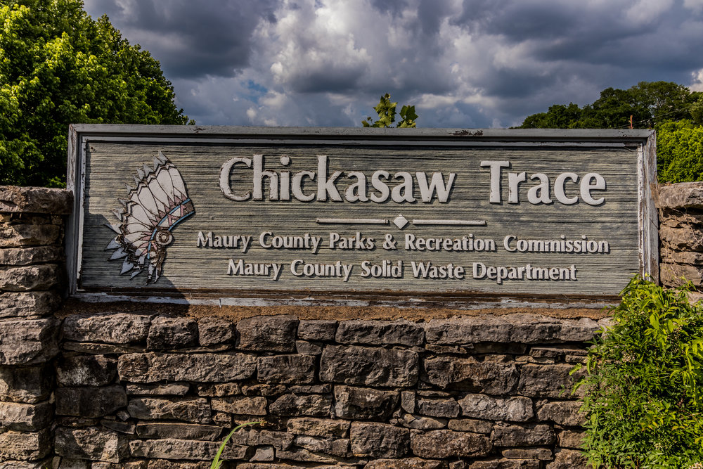 Chickasaw Trace County Park (Columbia) TN