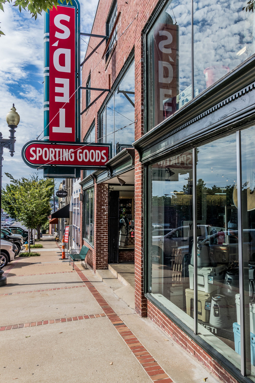 Ted's Sporting Goods