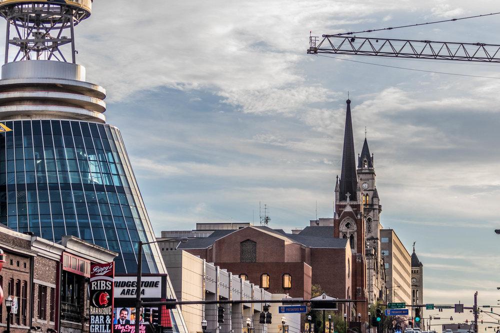 Nashville, TN Broadway